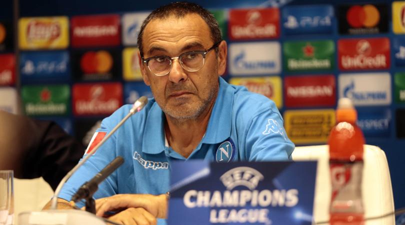 Sarri: «Gabbiadini deve adattarsi a questa squadra, abbiamo cambiato tanto in questo avvio. Forse troppo»