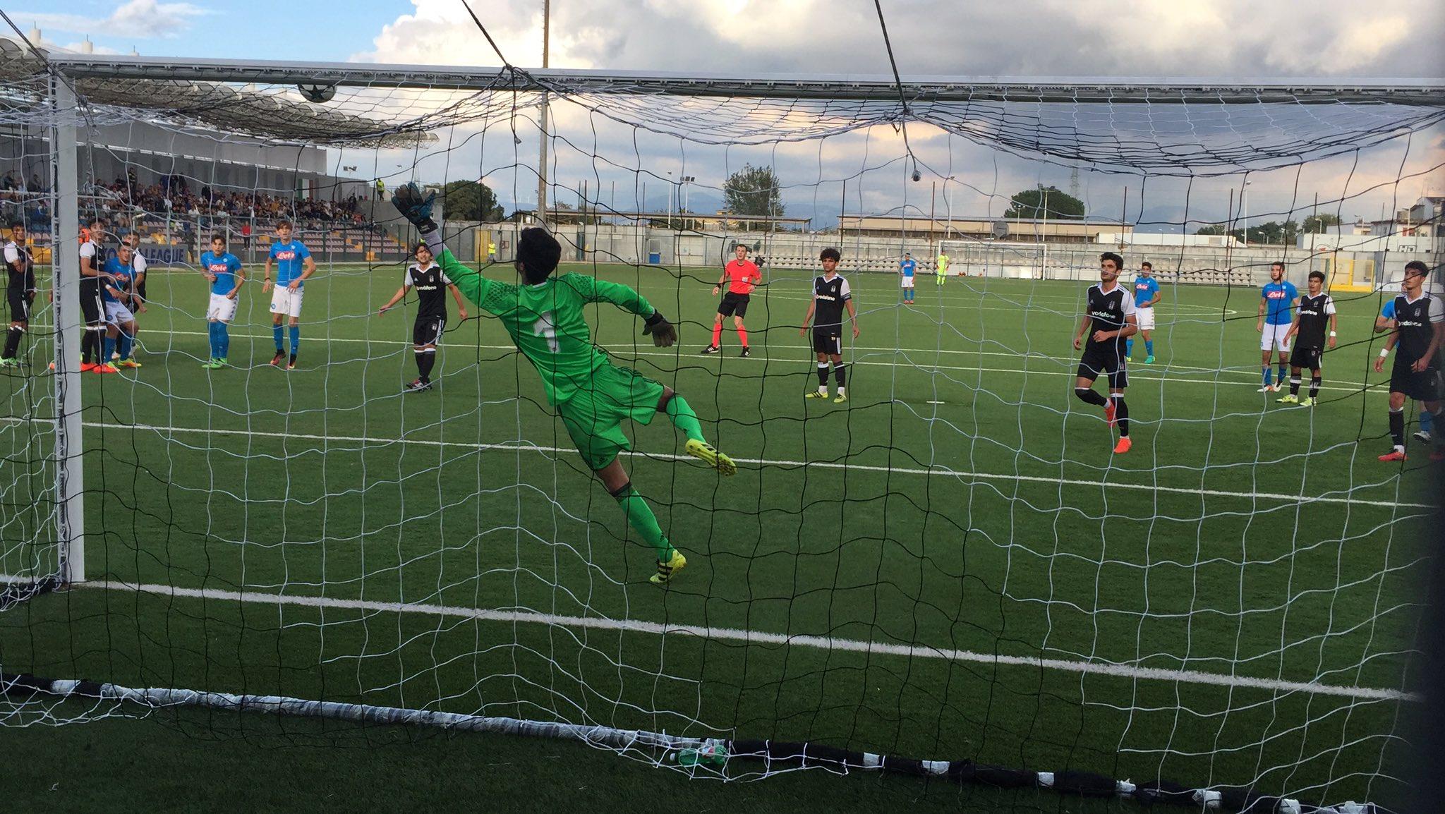 Youth League, Napoli-Besiktas 2-2: Russo e Liguori, gol da fermo per il primo punto