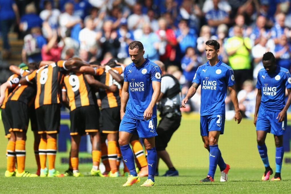 Il Leicester è tornato sulla terra: è dodicesimo, anche se in Champions…