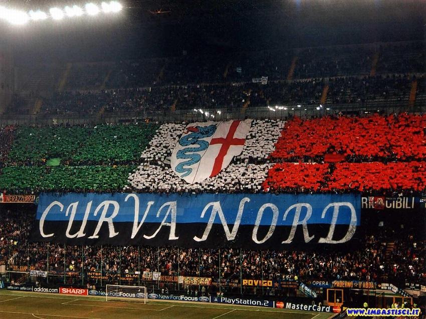 """La curva Nord attacca l'Inter e Koulibaly: """"piccolo uomo"""""""
