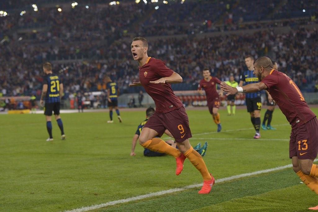 La Roma, un equilibrio bello e precario: gioco sulle fasce e un nuovo Dzeko, ma dietro rischia