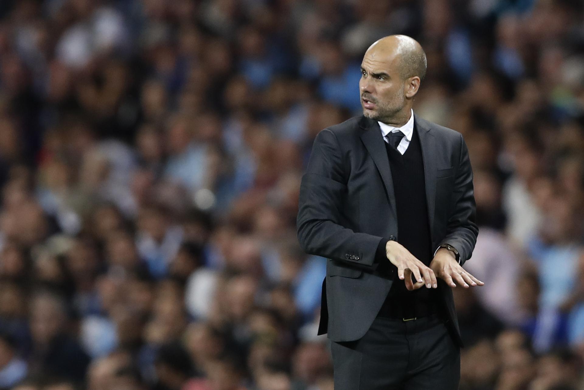 Anche Guardiola ha bisogno di tempo per cambiare il Manchester City