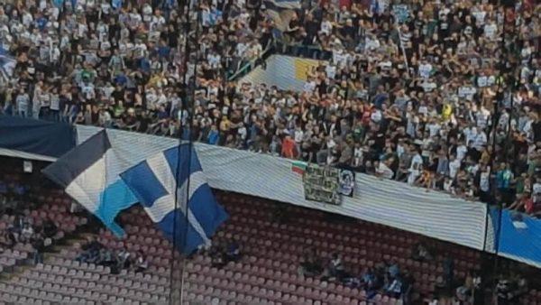 Napoli-Lazio, 30mila spettatori