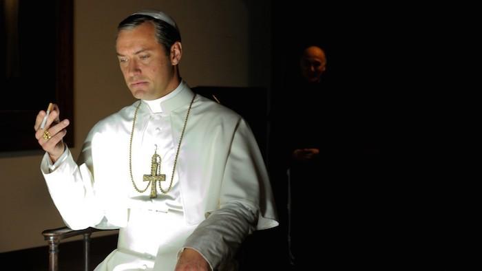 The young pope somiglia troppo a Jep Gambardella