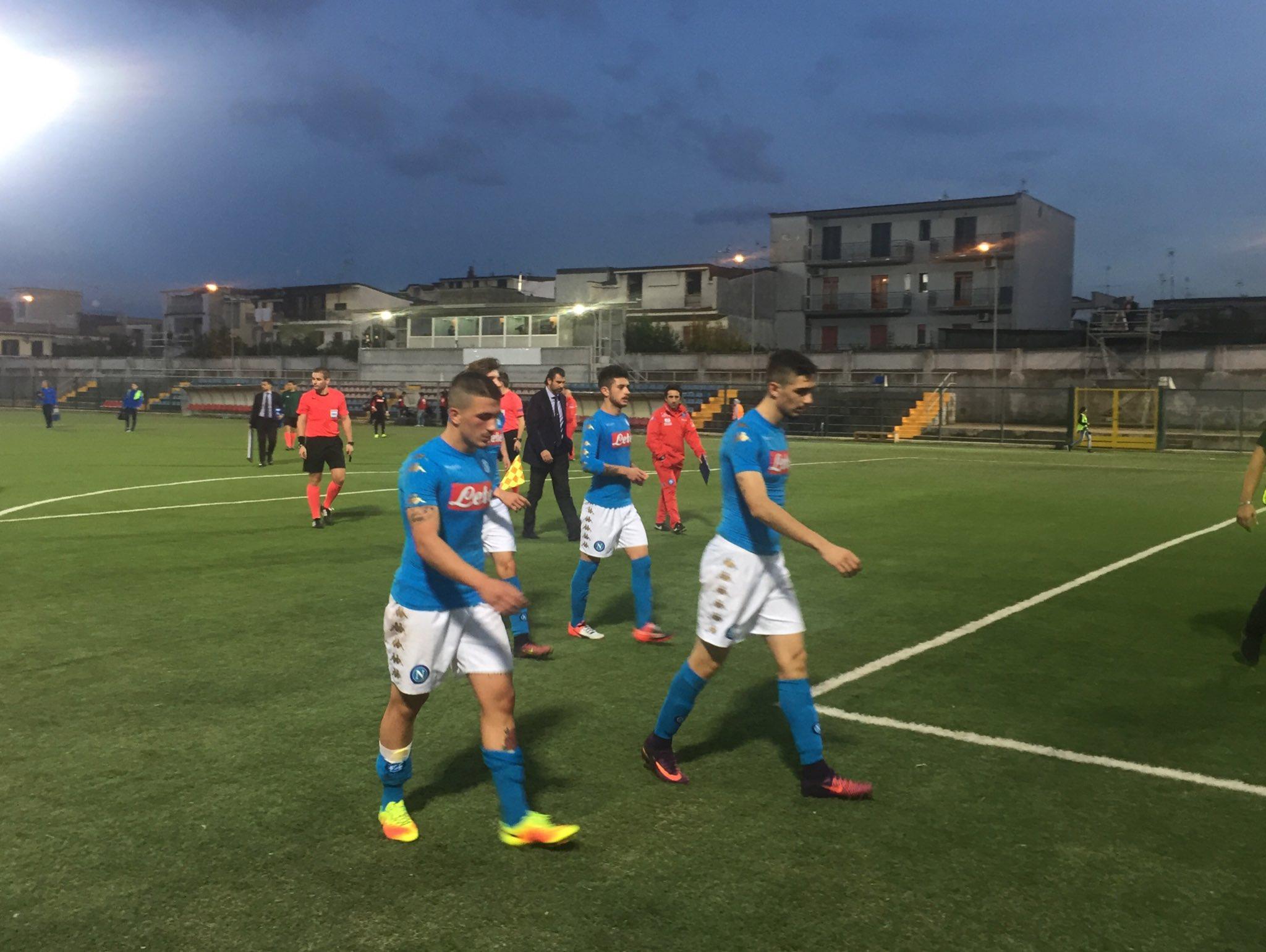 Youth League amara, Napoli-Dinamo Kiev 0-2: azzurrini quasi eliminati