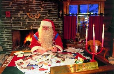 """""""Ciao Babbo Natale, quanti casi ci sono al Polo Nord? Puoi u"""