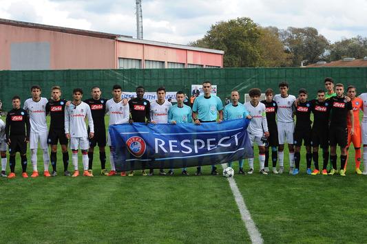 Youth League – Besiktas-Napoli 0-1, Negro su rigore: si riapre il discorso qualificazione