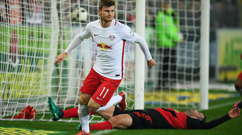 Chi è l'attaccante da venti gol opzionato dal Napoli: Timo Werner o Moussa Marega?