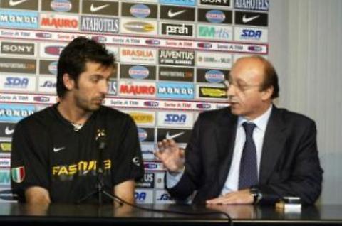 """Ziliani ricorda l'intercettazione Moggi Giraudo su Buffon: """"un fanfarone, prende gol del c."""""""