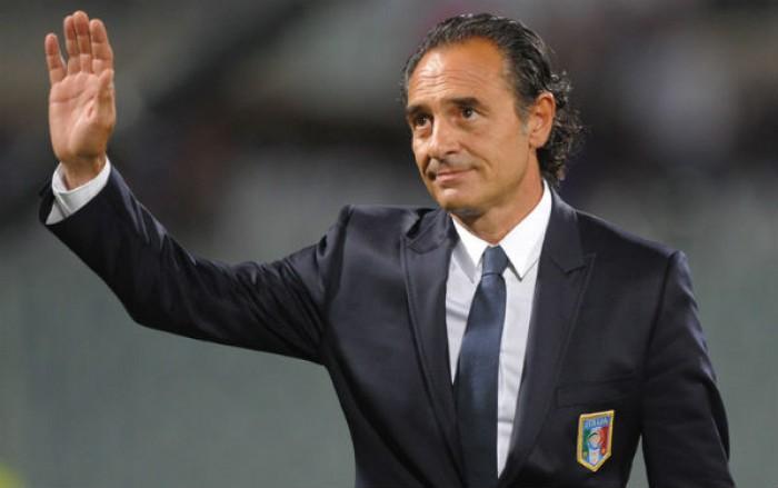 Prandelli: «Il Napoli sarà protagonista con Ancelotti, Carlo sa valorizzare il singolo»