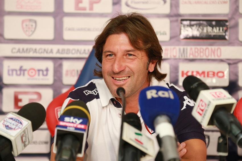 Rastelli: «Non partiamo battuti, possiamo mettere in difficoltà il Napoli»