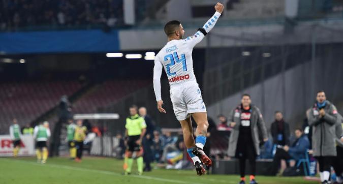 Zielinski e Hamsik all'inizio, Insigne nella ripresa: Inter asfaltata 3-0, Napoli da applausi