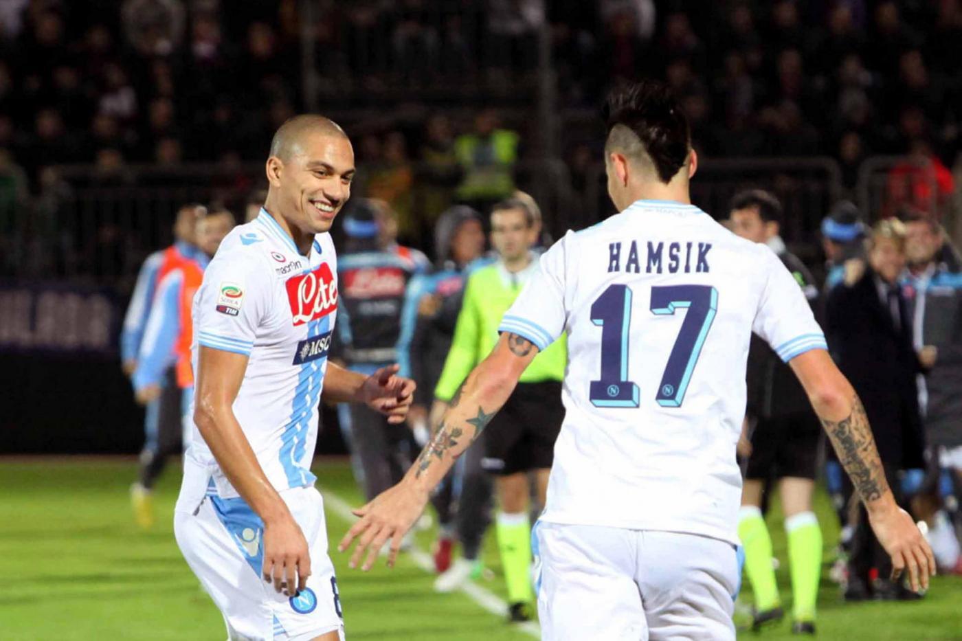 Amarcord Cagliari-Napoli: dal tradimento di Fonseca fino al derby di oggi (per i rossoblù)