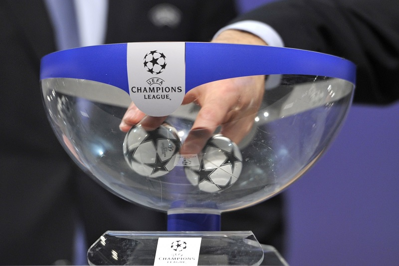 Champions: Benfica in seconda fascia, il Napoli può essere sorteggiato con il Liverpool
