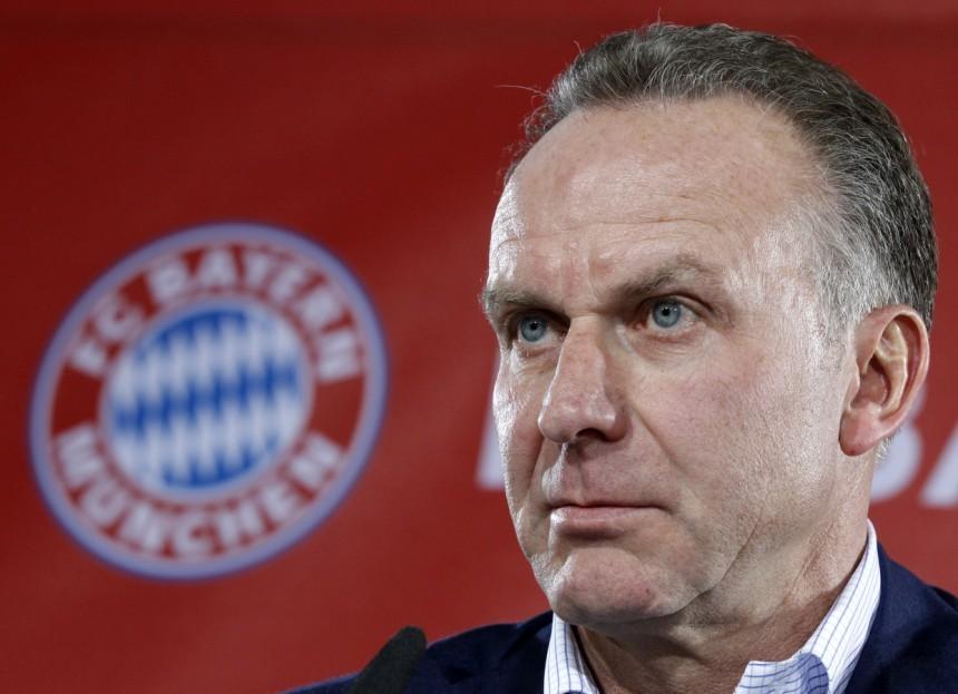 Rummenigge: «No alla pubblicazione degli stipendi dei calciatori»