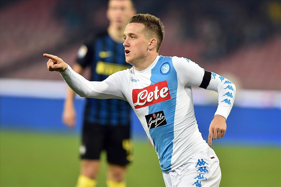 Zielinski: «Penso solo a migliorarmi, anche a Napoli: in azzurro sto bene»