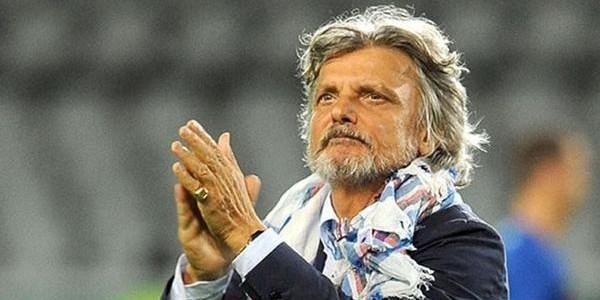 """""""Ferrero vattene"""": manifesti a Genova contro il presidente della Sampdoria"""