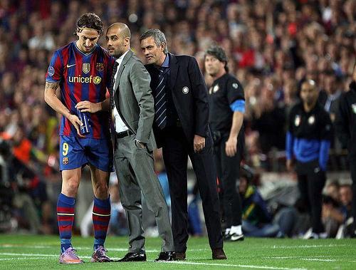 """Condò """"usa"""" Mourinho e Guardiola per spiegare quanto conti l'universo mediatico nel calcio"""