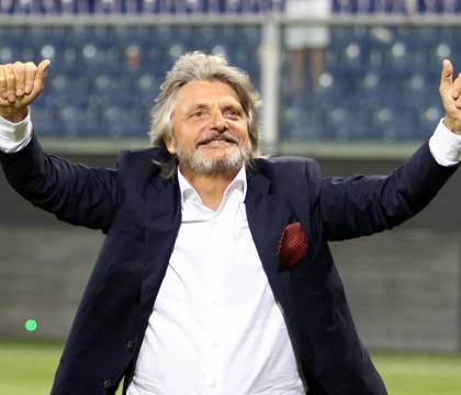 Gazzetta |  assalto dei tifosi a Ferrero in un ristorante  Salvo grazie all'intervento