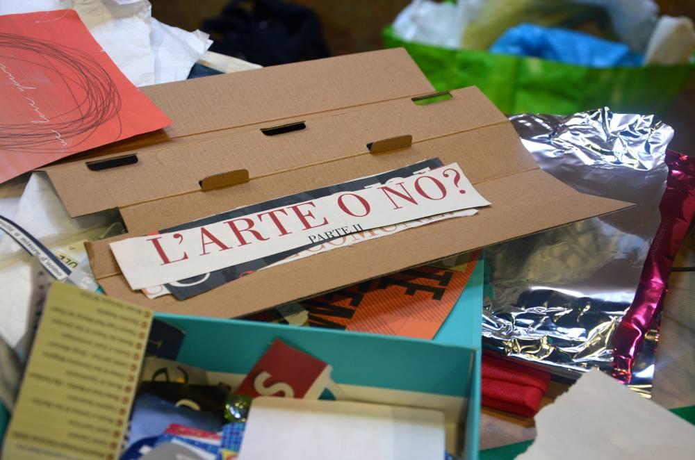 Agenda Napolista / Metro Art Kids, Befana, Il lago dei cigni