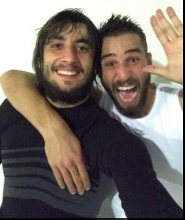 Pavoletti a Perin: «Ti sei rialzato una volta,lo farai di nuovo amico mio!»