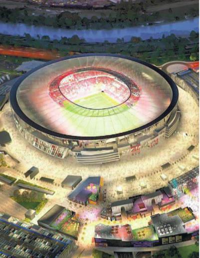 Una nuova conferenza dei servizi per lo stadio della Roma, appuntamento in estate?