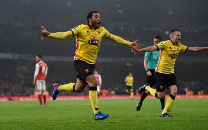 Mazzarri, regalo a Conte (che pareggia col Liverpool): il Watford vince 2-1 in casa dell'Arsenal