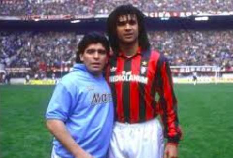 Gullit da Fazio difende Maradona: «Messi è protetto dagli arbitri, Diego no»
