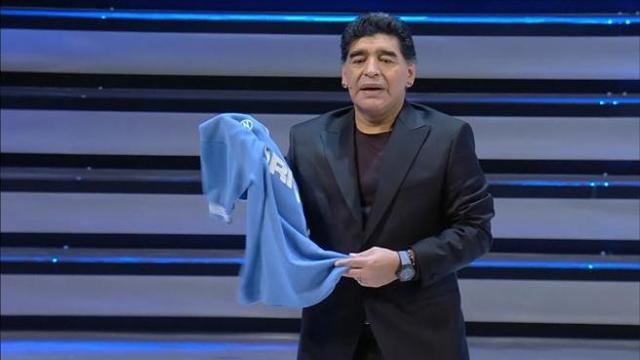 Canessa: sbagliai su Maradona al San Carlo. Solo ora ho compreso lo spettacolo di Diego