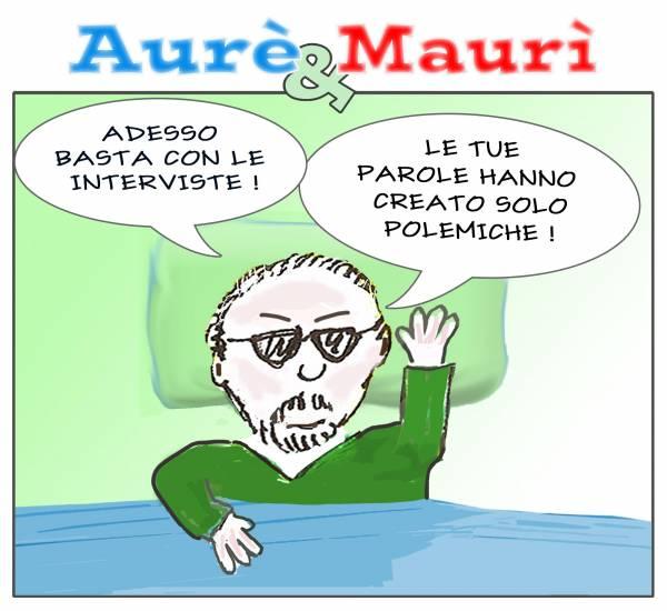 1 AureMauri e il silenzio stampa