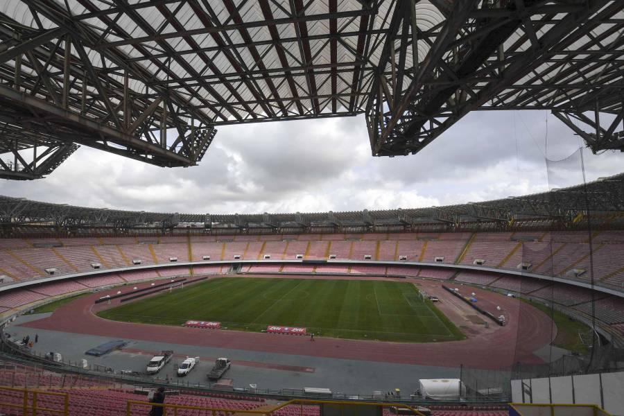 «Al San Paolo serviranno centinaia di balaustre per Napoli-Milan»