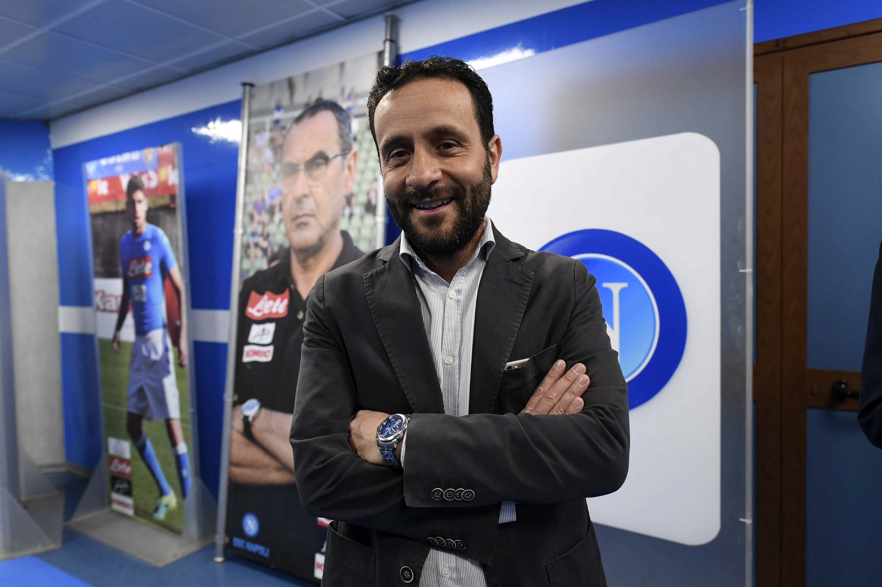Borriello: «Niente polemiche, il San Paolo sarà pronto per le partite del Napoli»