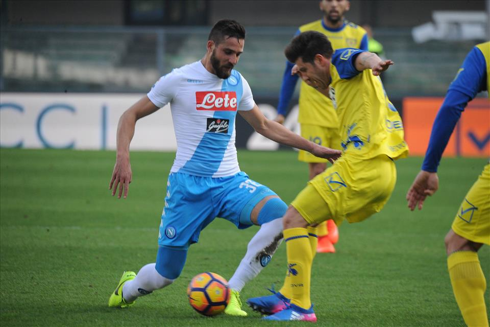 La pappoformazione del Napoli, con Pavoletti/Murgita per battere Edison Maran