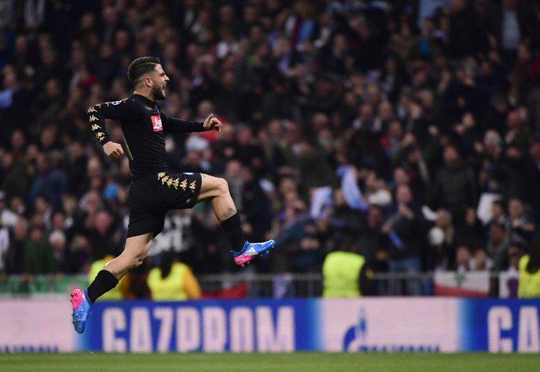 Insigne: «Il Napoli è vivo, lo vedrete al ritorno. Il gol? L'ho cercato, ma c'è anche fortuna»