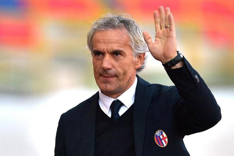 Donadoni: «Non saremo comparse, il pubblico di Napoli capirà che Verdi ha scelto di restare a Bologna»