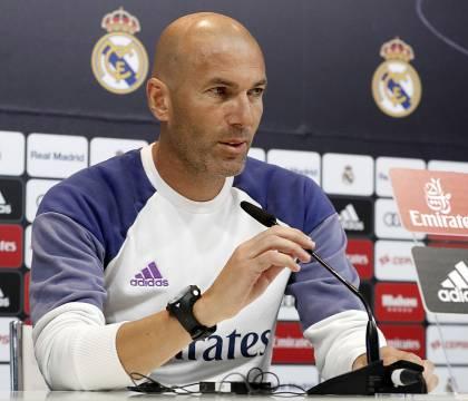 """Il Real Madrid comunica ai giocatori che """"non ci saranno acquisti sul mercato"""""""
