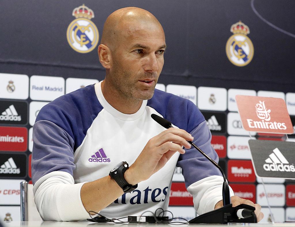 Zidane: «Al Real Madrid non è tutto una merda. Questa è la mia rosa, la difenderò fino alla morte»
