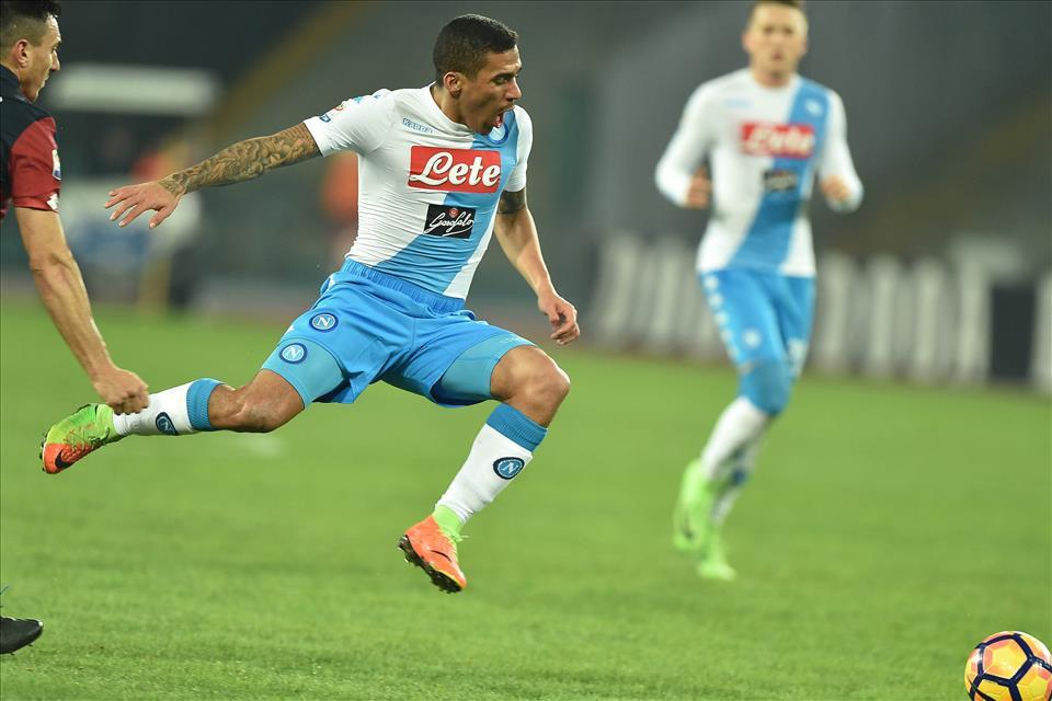 Juve-Napoli, i convocati di Sarri: out Tonelli e Allan. c'è il giovane Milanese