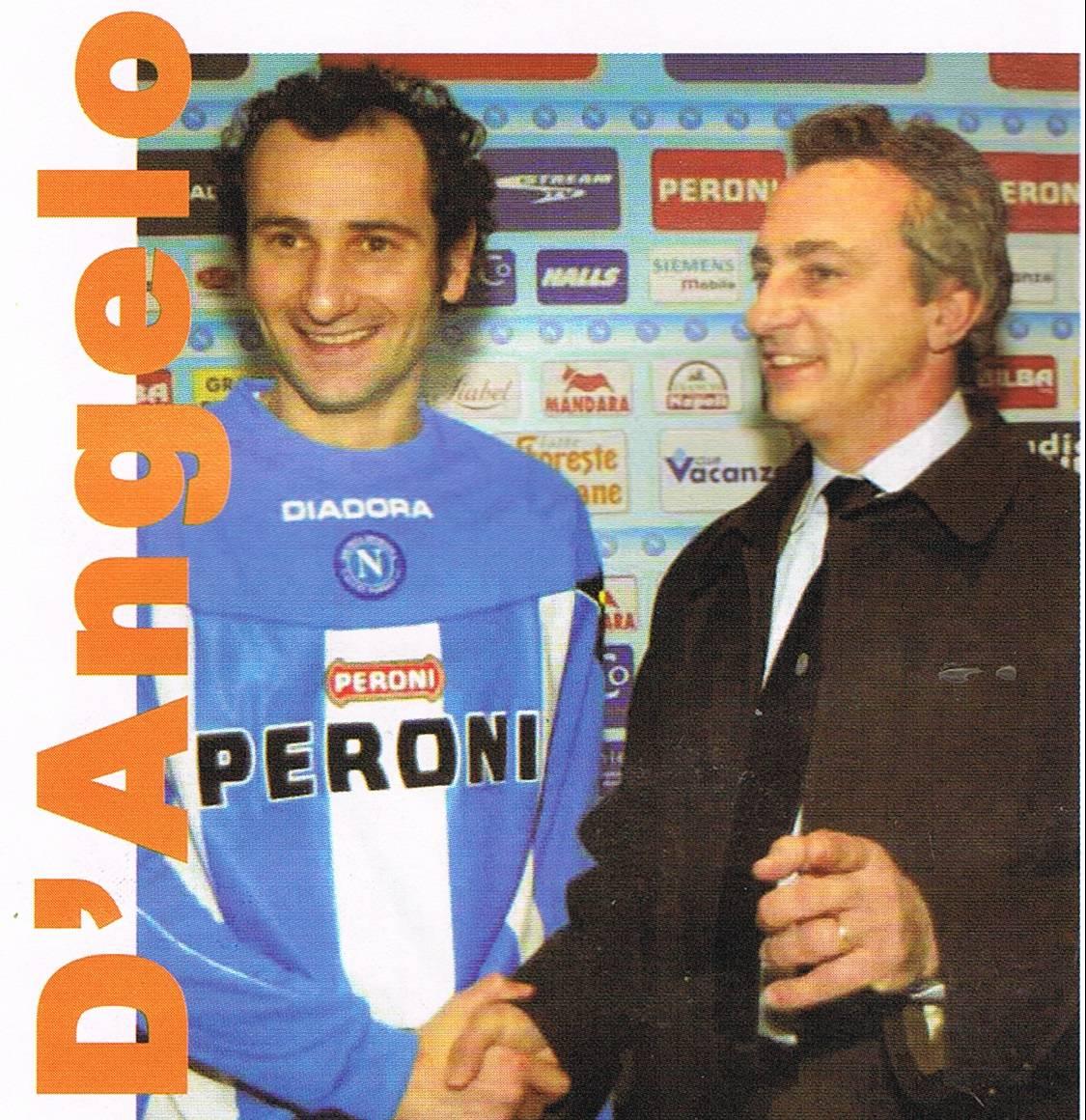 Chievo-Napoli e Maurizio D'Angelo, napoletano atipico