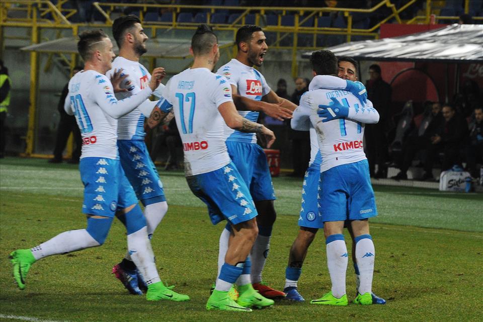 I sette gol fermano il lamento che era ripartito dopo Napoli-Palermo
