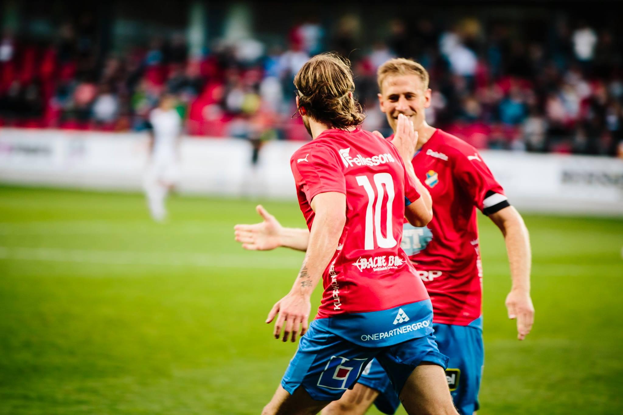 L'Osters, club svedese, punirà i suoi calciatori che simuleranno in campo