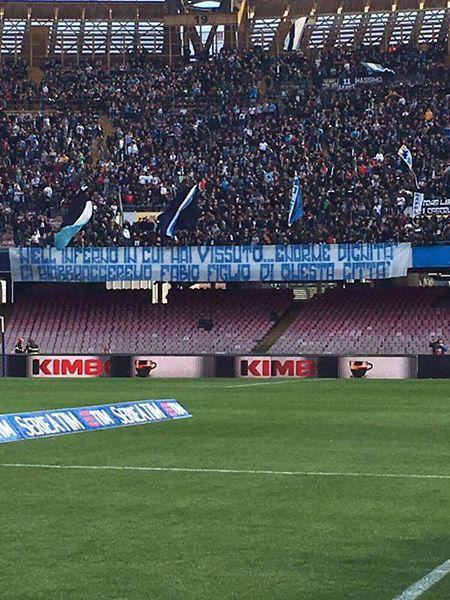 Pace fatta tra Napoli e Quagliarella, Fabio su Facebook: «Grazie di cuore»