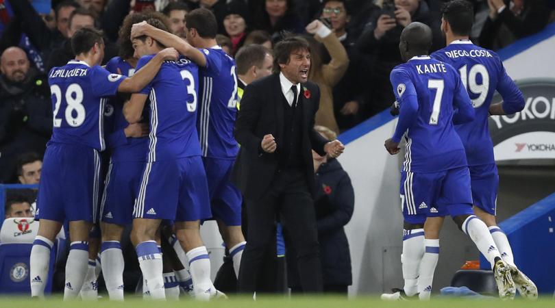 Chelsea: Conte in bilico per la lite con Diego Costa