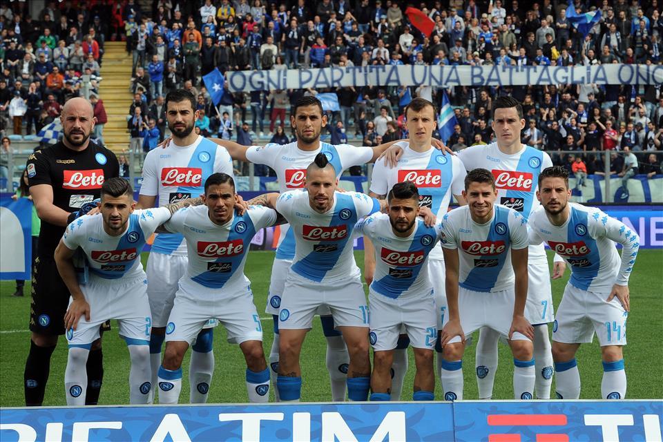 Diamo un voto alla stagione del Napoli