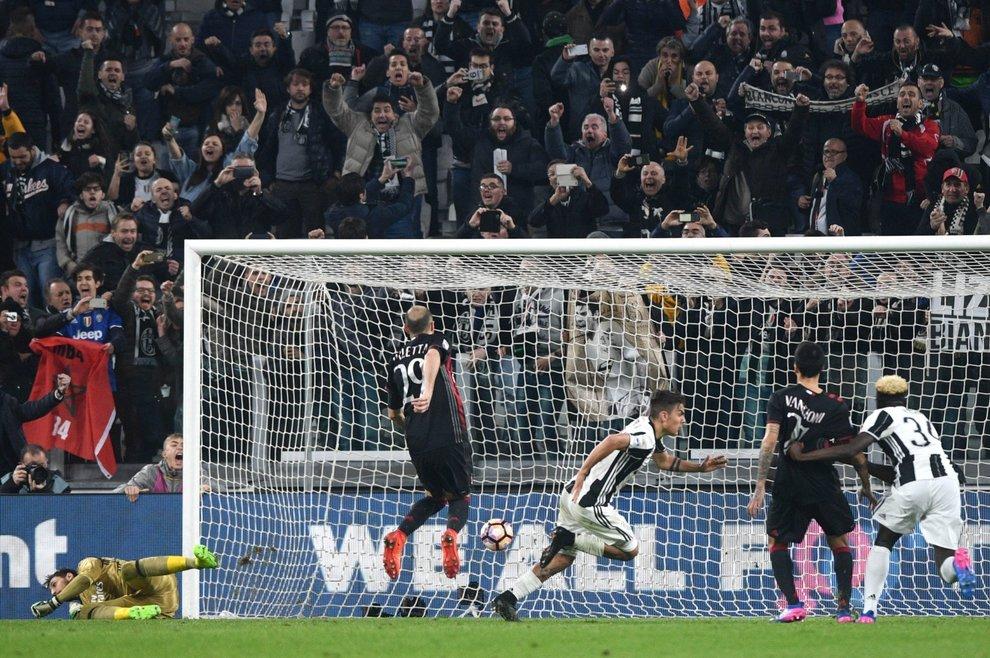 Il Milan danneggia gli spogliatoi dello Juventus Stadium