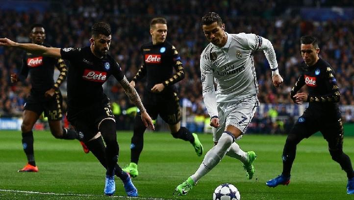 Madrid, a cena: «È il momento giusto per il tuo Napoli, il Real gioca proprio male»
