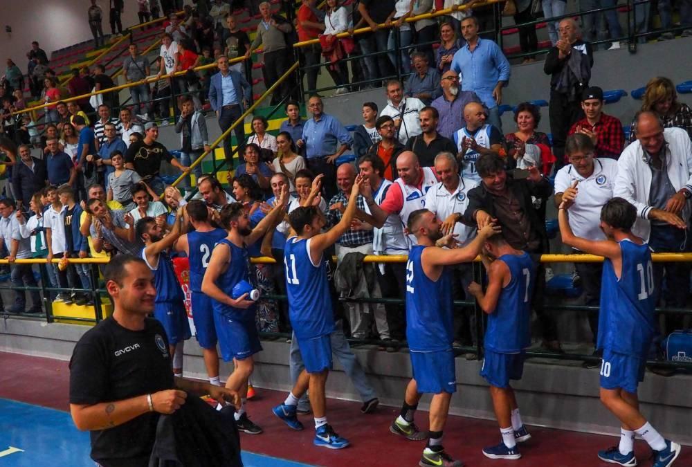 Oggi alle 18 ultima chance per il Napoli Basket di andare in A2
