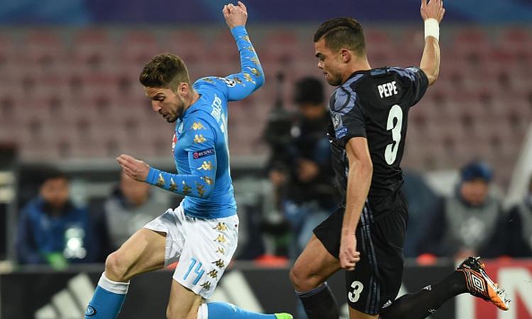 Napoli-Real Madrid 1-3, pagelle / Cinquantacinque minuti da conservare con cura