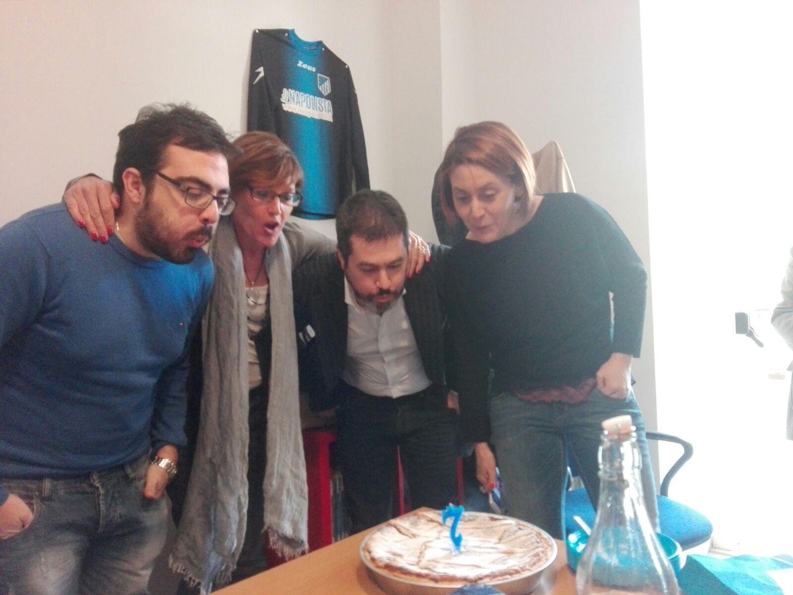 Photogallery – La festa Napolista per il settimo compleanno