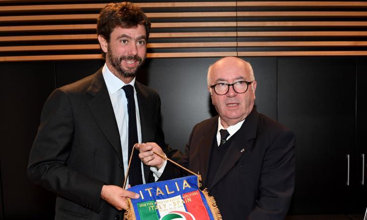 Le conclusioni di Pecoraro: «Condotta grave e duratura della Juventus che ha creato un sistema alternativo per l'ordine pubblico»